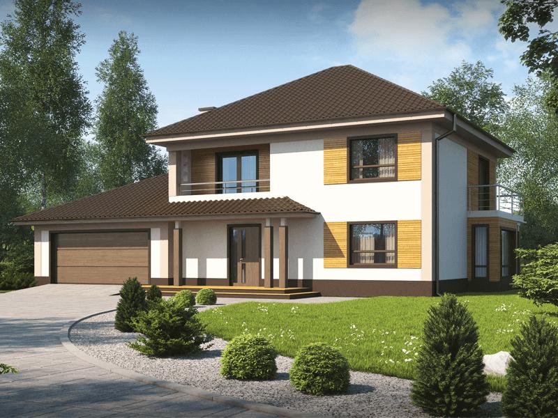 построить 2-этажный дом в Севастополе